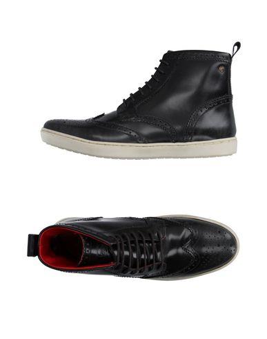 Высокие кеды и кроссовки BASE LONDON 11069178AR