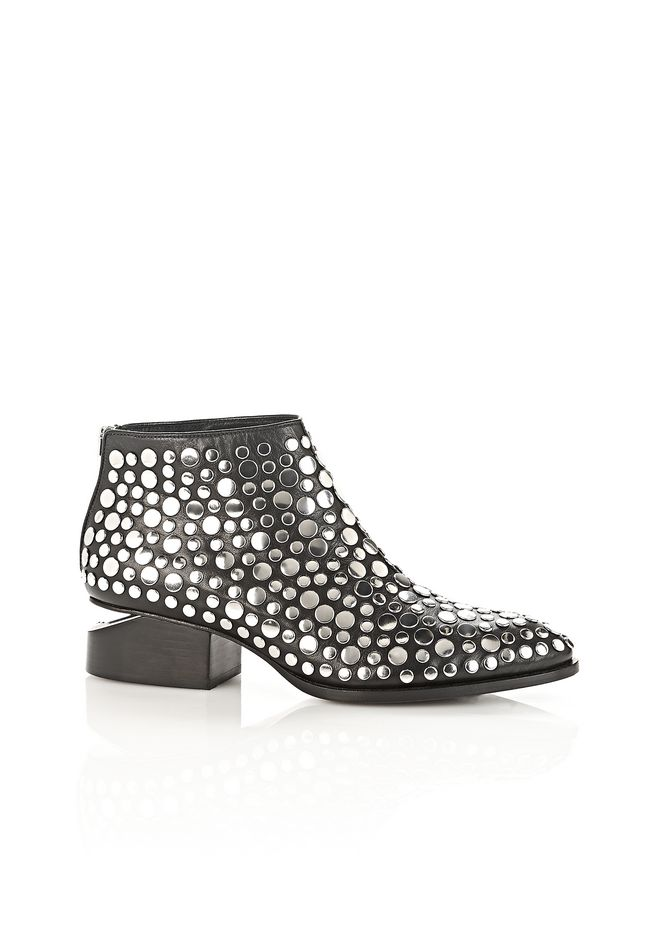 ALEXANDER WANG new-arrivals-shoes-woman STUDDED KORI OXFORD WITH RHODIUM