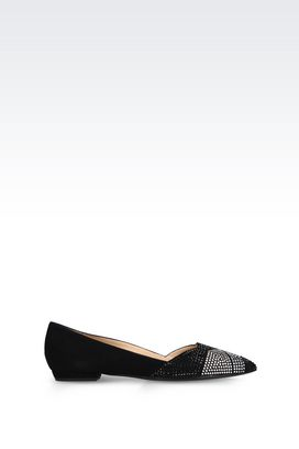 Armani Ballet flats Women shoes