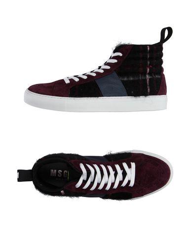 Высокие кеды и кроссовки от MSGM