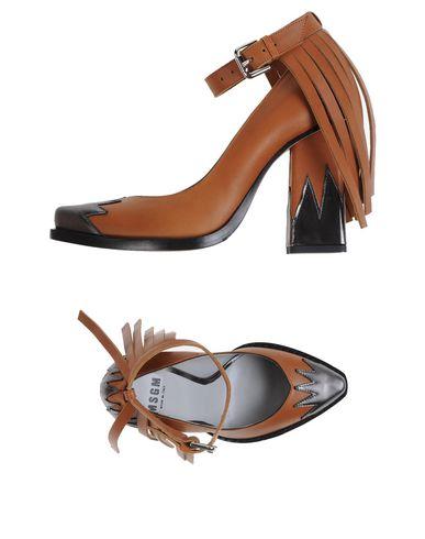 Туфли MSGM 11075212DA