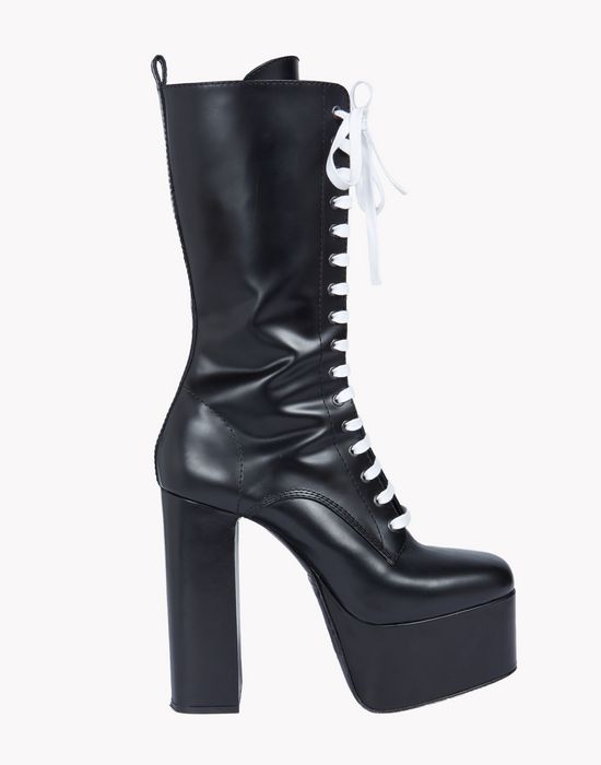 queen boots shoes Man Dsquared2