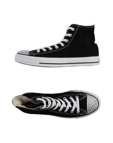 Высокие кеды и кроссовки CONVERSE ALL STAR 11077334WS