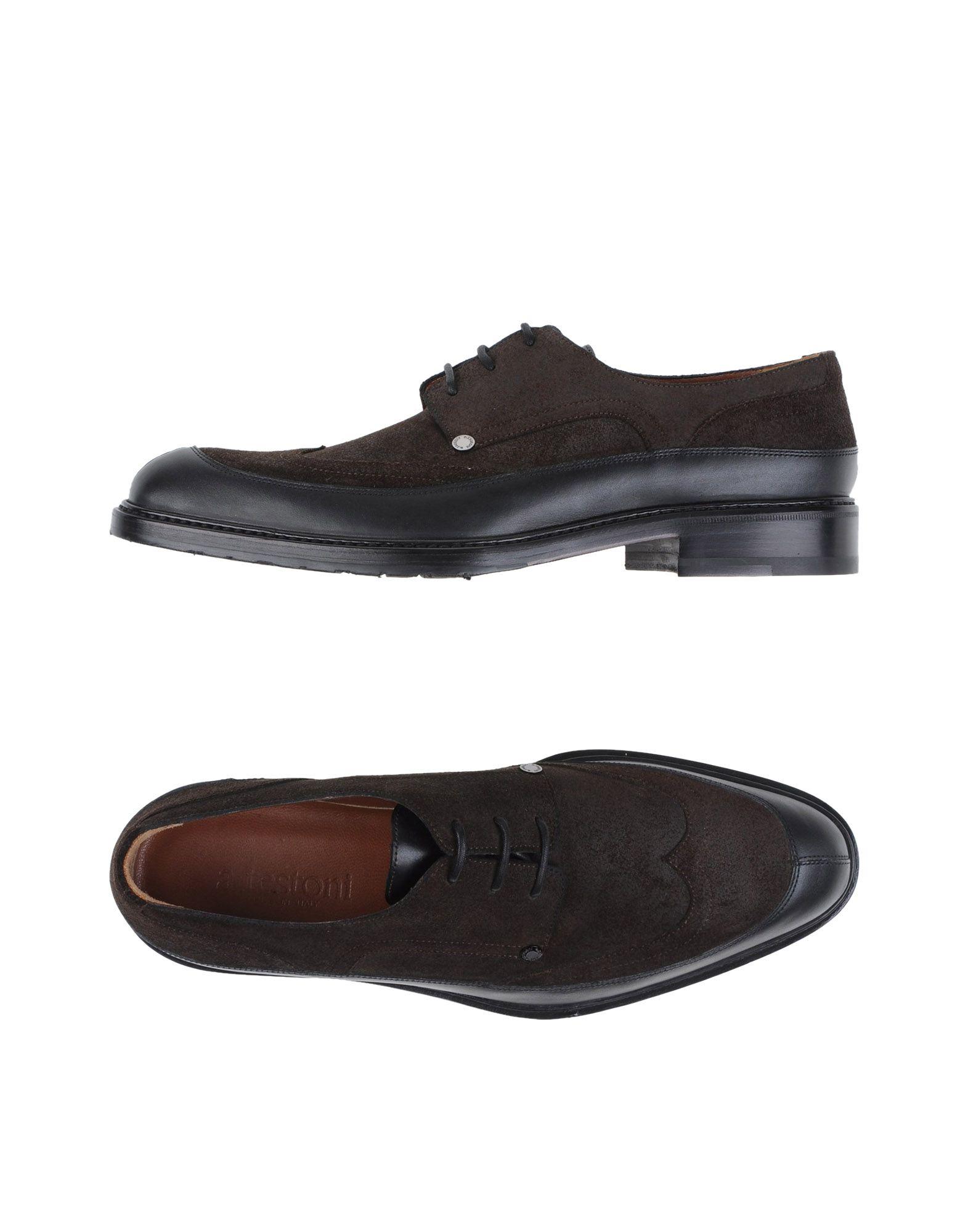 A.TESTONI Lace-up shoes