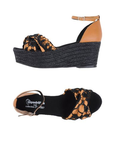 Эспадрильи ESPADRILLES AND COLLECTION PRIVEE? 11078650BN