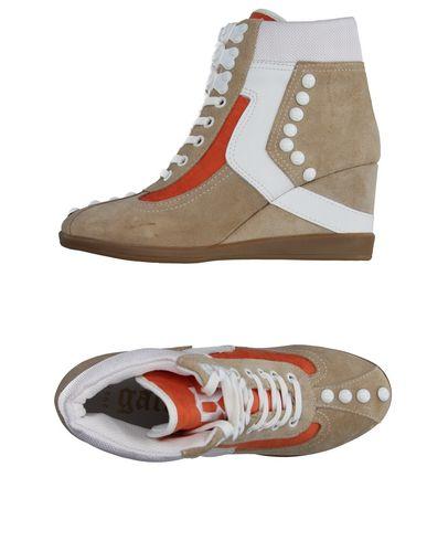 Высокие кеды и кроссовки GALLIANO 11078706XM