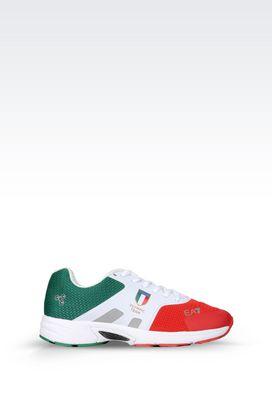 Armani Chaussures Homme sneaker équipe italie