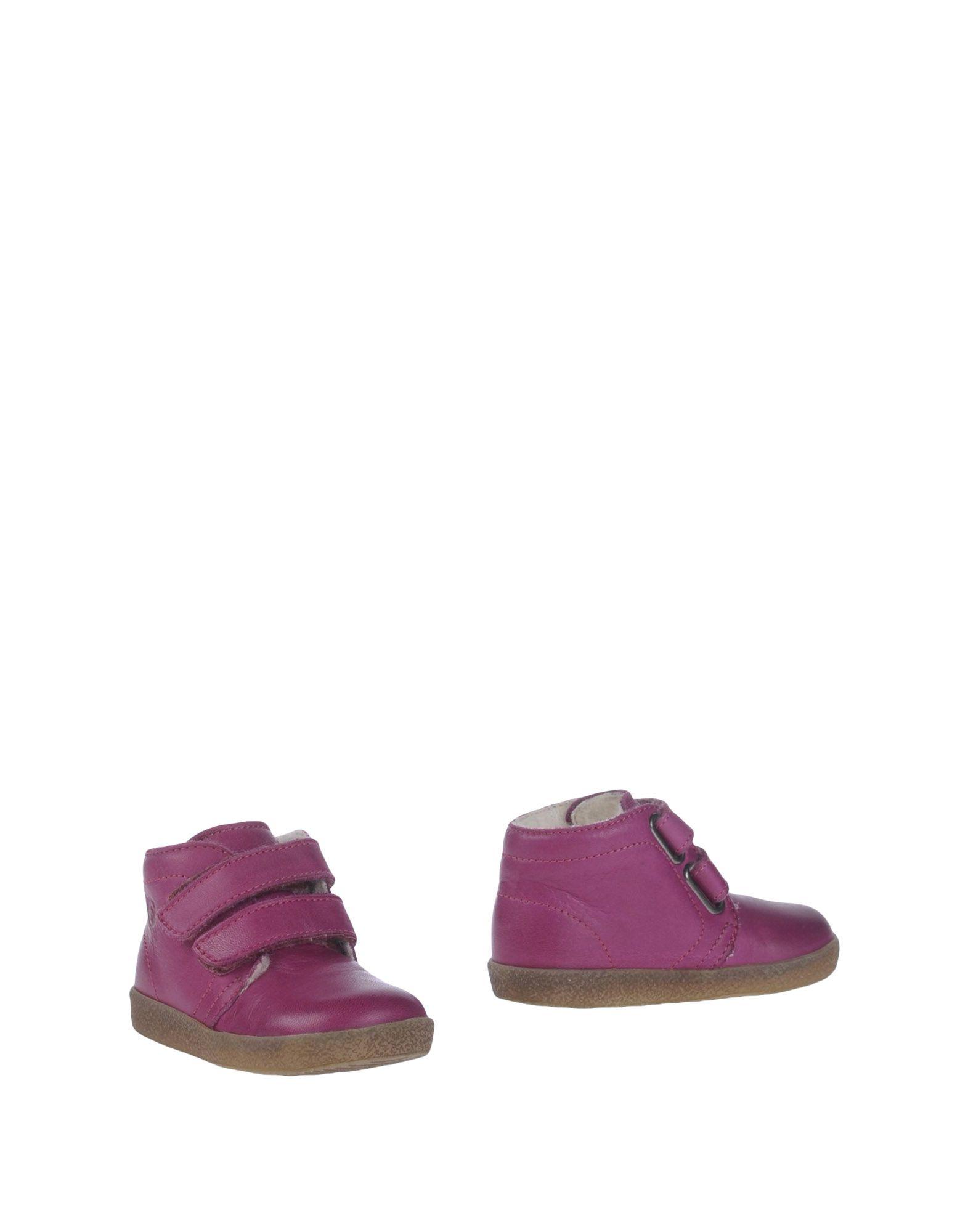 FALCOTTO Mädchen 0-24 monate Stiefelette Farbe Violett Größe 38