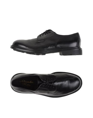 Обувь на шнурках ALEXANDER HOTTO 11083520IX