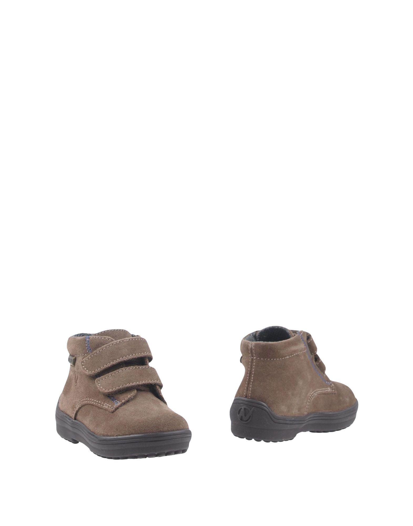 NATURINO Jungen 0-24 monate Stiefelette Farbe Khaki Größe 38