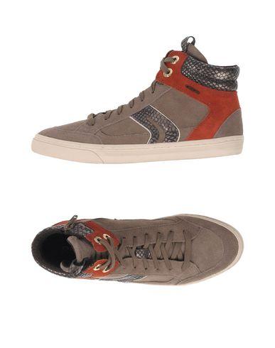 Высокие кеды и кроссовки GEOX 11083726PI