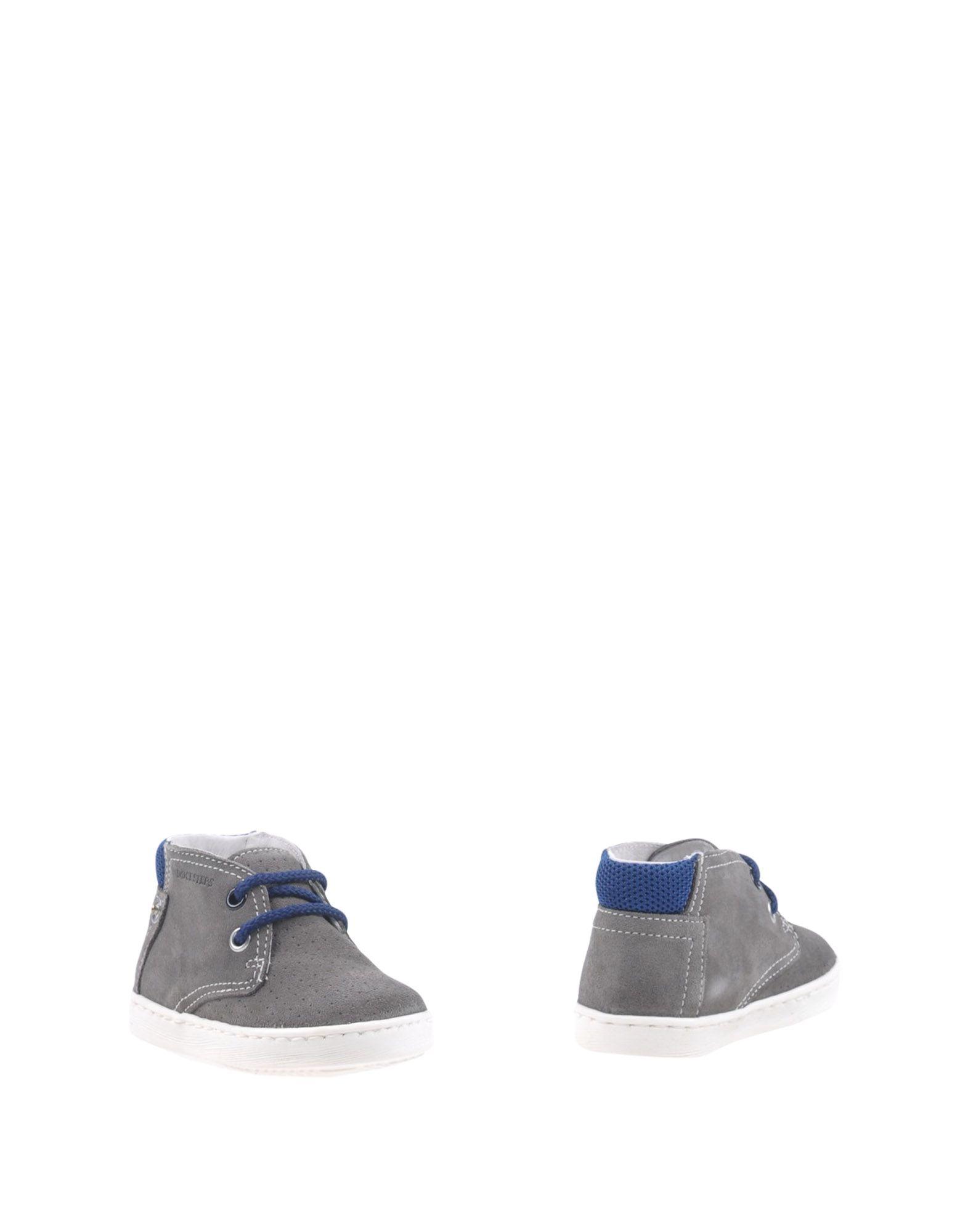 DOCKSTEPS Jungen 0-24 monate Stiefelette Farbe Grau Größe 38