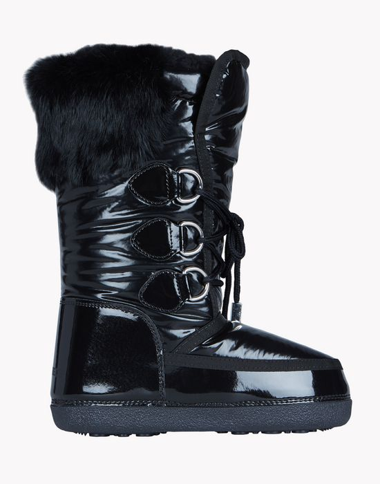 snow boots schuhe Damen Dsquared2