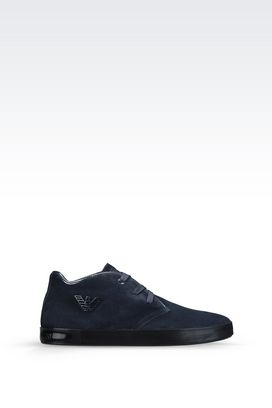 Armani Baskets Homme chaussures