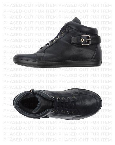 Высокие кеды и кроссовки LORIBLU 11090328IV