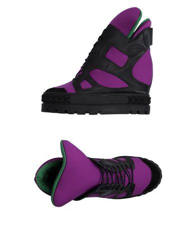 Высокие кеды и кроссовки CASADEI 11090484NG