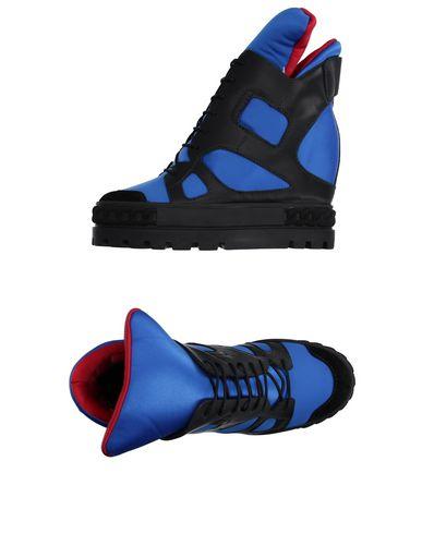 Высокие кеды и кроссовки CASADEI 11090484XQ