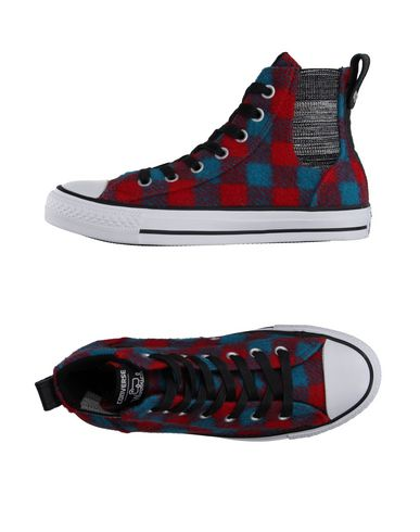 ������� ���� � ��������� WOOLRICH X CONVERSE ALL STAR 11091464BN