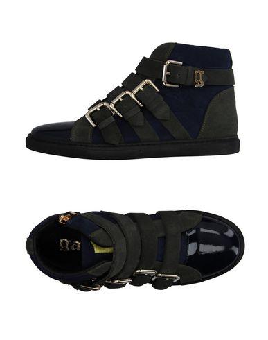 Высокие кеды и кроссовки GALLIANO 11092206JL