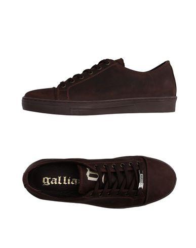 Низкие кеды и кроссовки GALLIANO 11092355XN