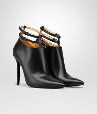 TIPPIE BOTTINES EN VEAU NERO