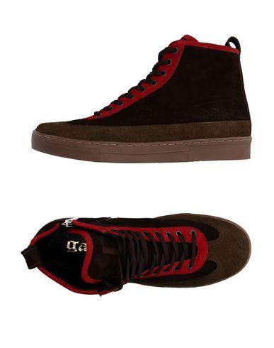 Высокие кеды и кроссовки GALLIANO 11093895TL