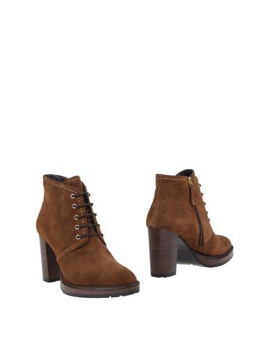 ELVIO ZANON Полусапоги и высокие ботинки