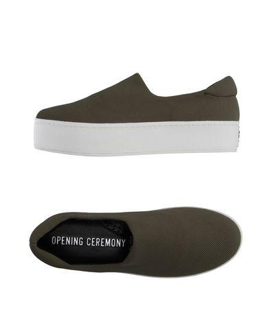 Низкие кеды и кроссовки OPENING CEREMONY 11096316AT