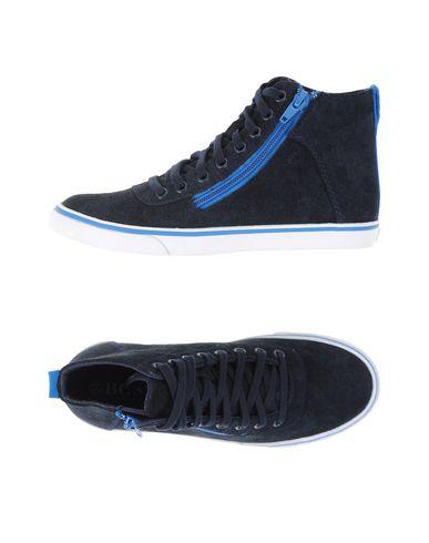 Высокие кеды и кроссовки BOSS 11096496EG