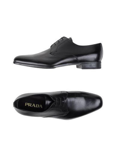 Обувь на шнурках PRADA 11097000HT