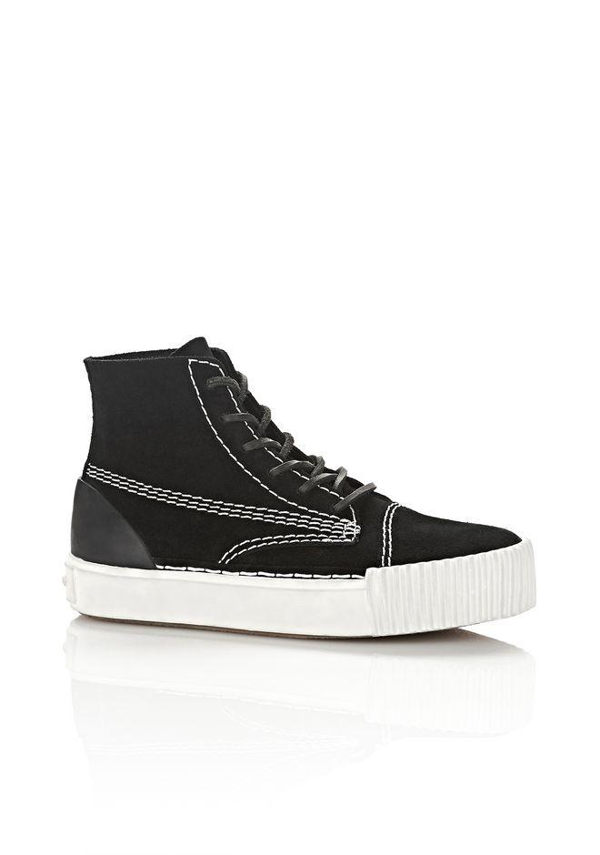ALEXANDER WANG Sneakers PERRY SUEDE SNEAKERS