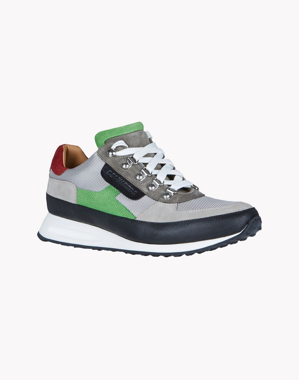 Dean Goes Hiking sneakers - Green Dsquared2 wCTi4oHsc