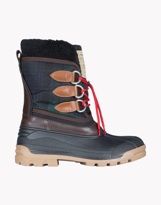 snowboots shoes Man Dsquared2