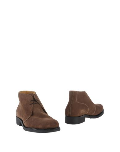 EMANUELE MONTI Полусапоги и высокие ботинки