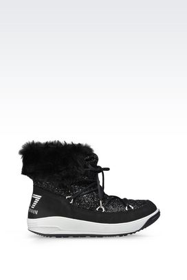 Armani Après-ski boots Women shoes