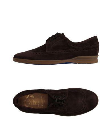 Обувь на шнурках ALEXANDER HOTTO 11103631XM