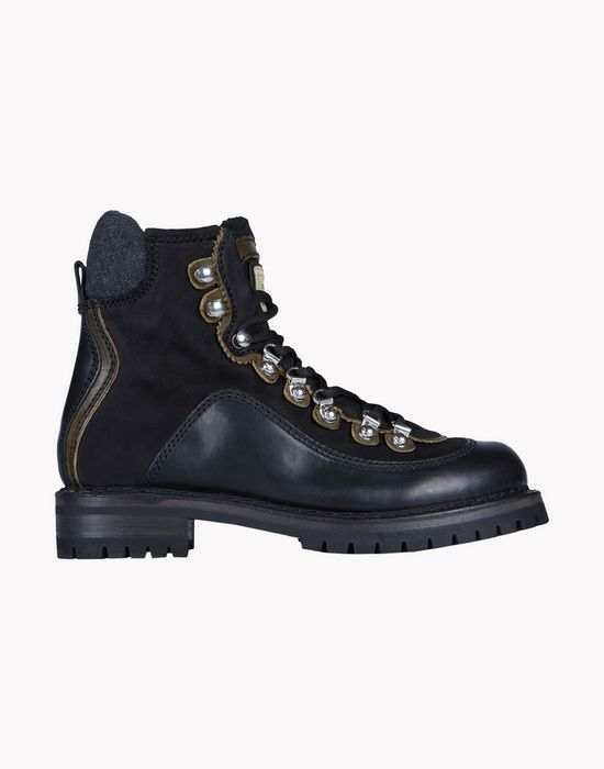 saint moritz ankle boots shoes Woman Dsquared2