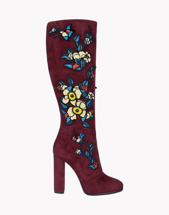 basic boots shoes Woman Dsquared2