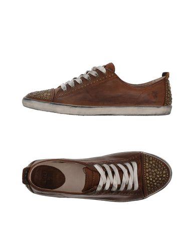 Низкие кеды и кроссовки FRYE 11108559BD