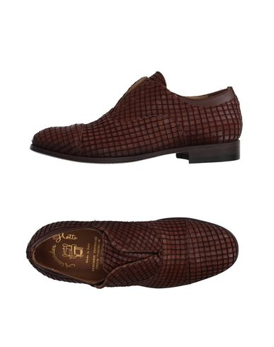 Обувь на шнурках ALEXANDER HOTTO 11109761SJ