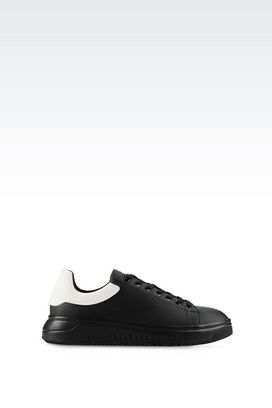 Armani Baskets Homme sneakers bicolores