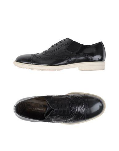 Обувь на шнурках DOLCE & GABBANA 11112630AU