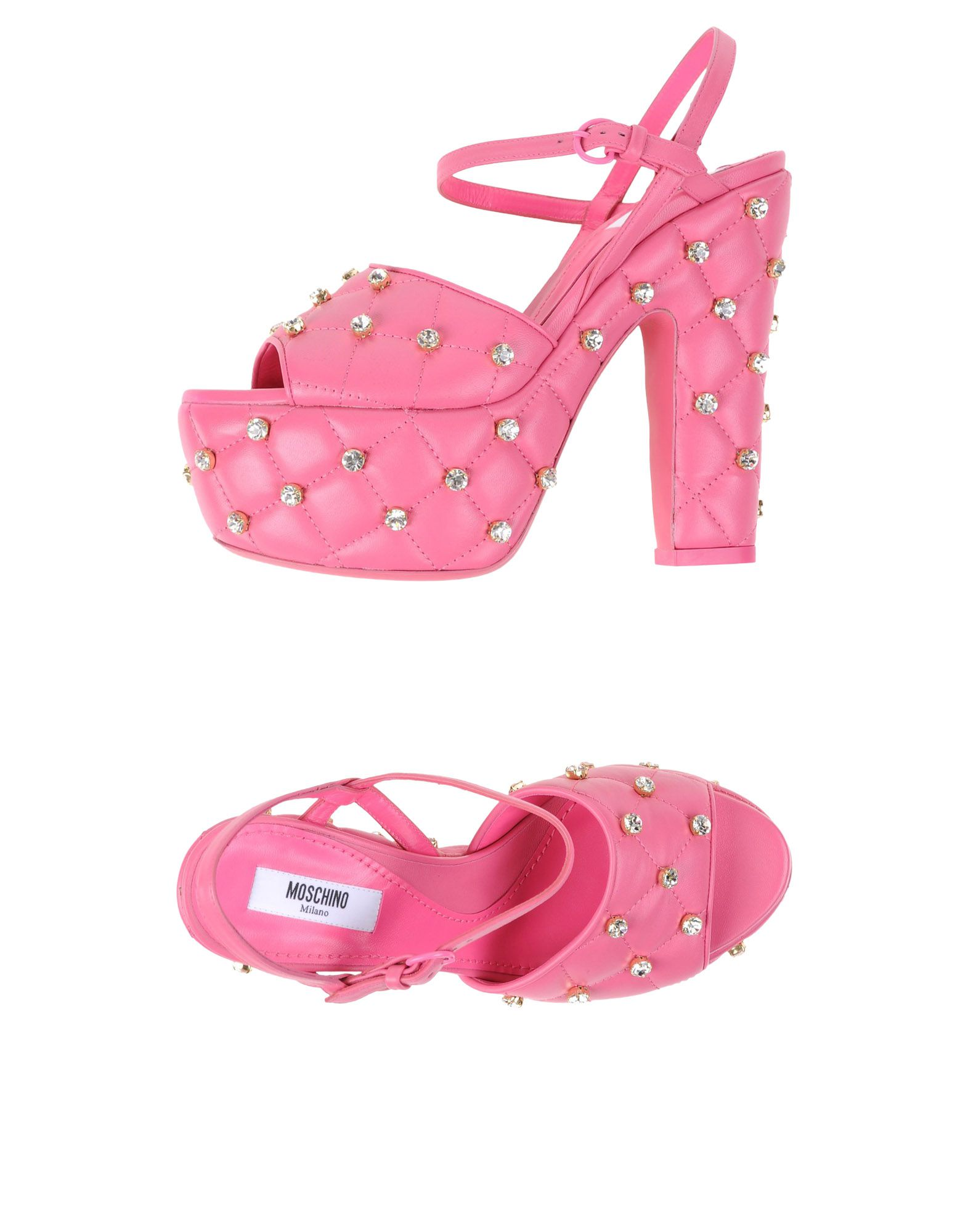 MOSCHINO COUTURE Sandals