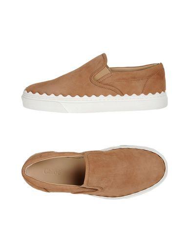 Низкие кеды и кроссовки CHLOE 11115451BE