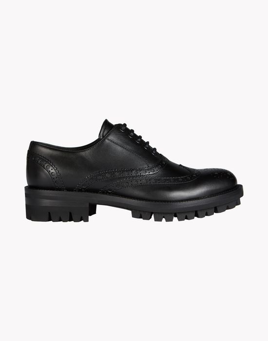 louisiana laced up shoes Man Dsquared2