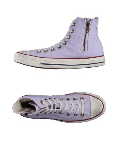 Высокие кеды и кроссовки CONVERSE ALL STAR 11119629WF