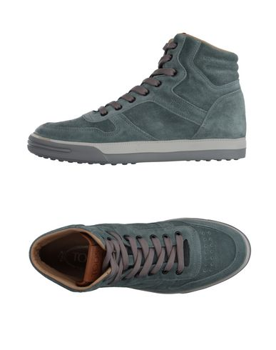 TOD'S Высокие кеды и кроссовки