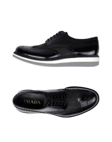 Обувь на шнурках PRADA 11121847AR