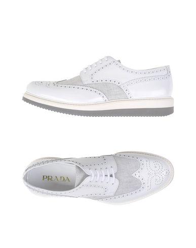 Обувь на шнурках PRADA 11121847JR