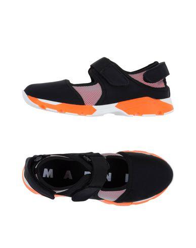 Низкие кеды и кроссовки MARNI 11121879XR